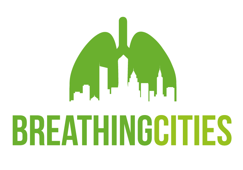 Breathing cities Logo